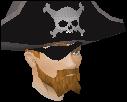 Red beard frank