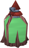 Super Guthix brew flask detail