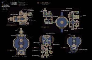 Temple of Aminishi map
