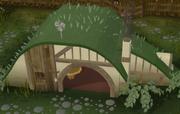 Vinesweeper farm house