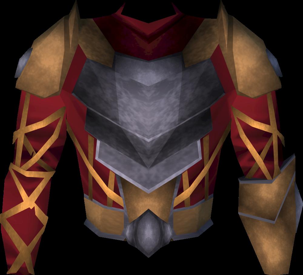 Warpriest of Armadyl cuirass detail