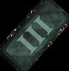 Adamant ingot III detail