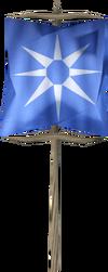 Banner (Asgarnia) detail