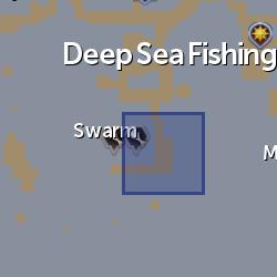 Bubbles (Deep Sea Fishing) location