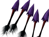 Dragonstone bakriminel bolts (e)