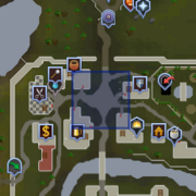 Falador Teleport location