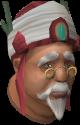 Grão-vizir Hassan cabeça