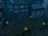 Lumbridge cemetery