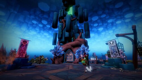 Telos entrance news image