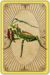 Trading mantis card detail