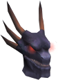 Attuned King Black Dragon head chathead.png