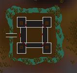 Dark warriors fortress