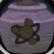Fragile divination urn (full) detail