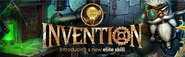 Invention lobby banner