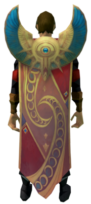 Palapa Cape equipped