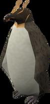Penguin (brown) pet