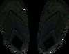 Runner boots detail