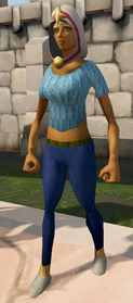 Second-Age range coif equipped