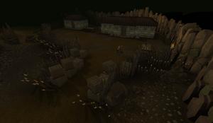 Underground Pass dwarf camp