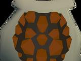 War tortoise pouch