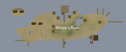 Whale's Maw map