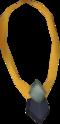 Amulet of fury (t) detail