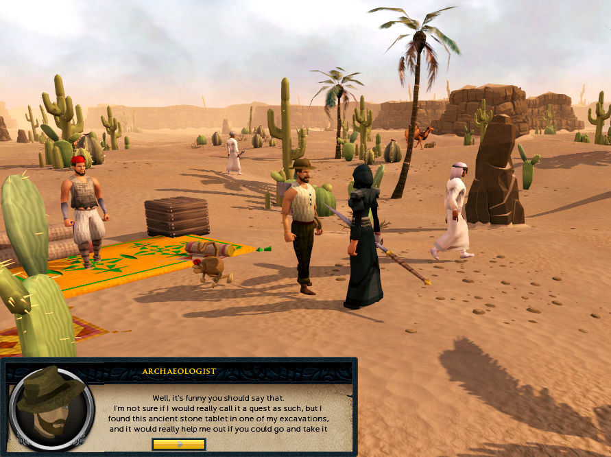 Desert Treasure | RuneScape Wiki | FANDOM powered by Wikia