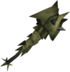 Drygore mace (barrows) detail
