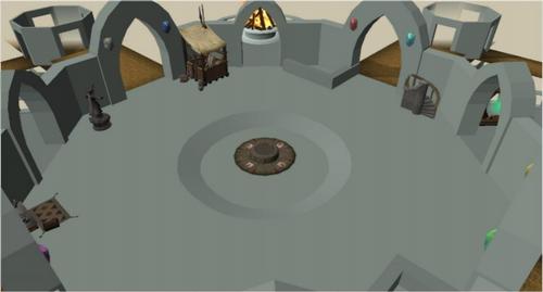 Elf City - Tower of Voices prototype
