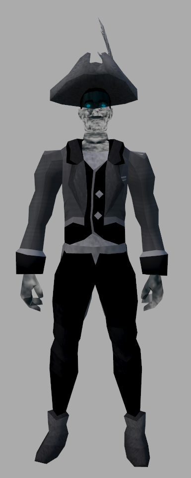 Ghostly ringmaster outfit equipped & Ghostly ringmaster outfit | RuneScape Wiki | FANDOM powered by Wikia
