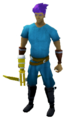 Golden chaotic crossbow equipped.png