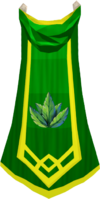 Herblore master cape detail