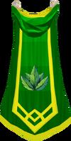 Herblore master cape detail