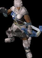Saradominist ranger 2