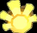 Summer sun ring