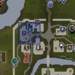 Water source (Falador) location