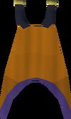 Witch cloak detail