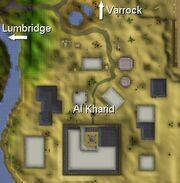Al kharid location