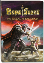 Betrayal at Falador alternate cover