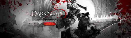 DarkScape head banner