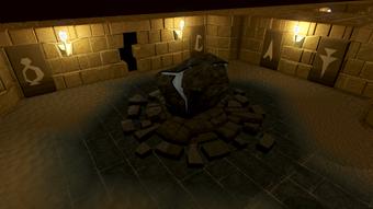 Death Altar outside