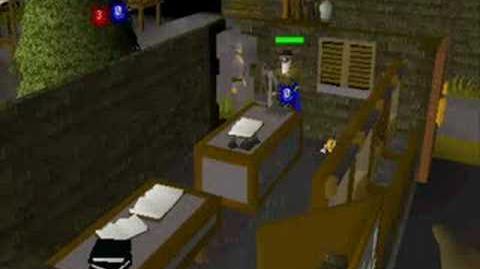 Draynor bank robbery