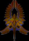 Efaritay's pendant detail