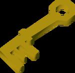Goblin kitchen key detail