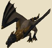 Grand dragon statue