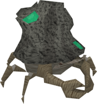Granite crab