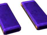 Purple rectangle key