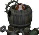 Barrelchest disguise (Pieces of Hate)