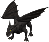 Black dragon (Dragonkin Laboratory)