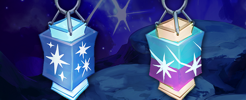 Celestial Lanterns update post header